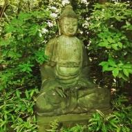 In Nezu Museum garden
