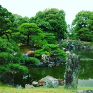 Garden at Nijo Castle