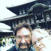 At Todai-ji