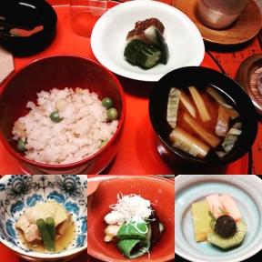 Dinner, part 2