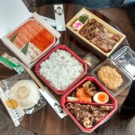 Lunch bento boxes