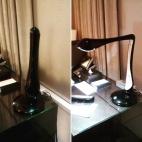 Weird table lamp